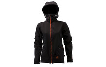 Local Softshell Jacket Women Berry black